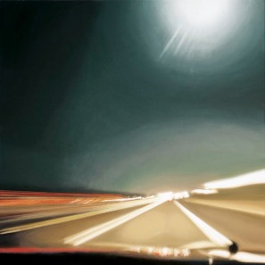 Michaela Wuehr - Freeway - 1800 Euro - 60x60cm